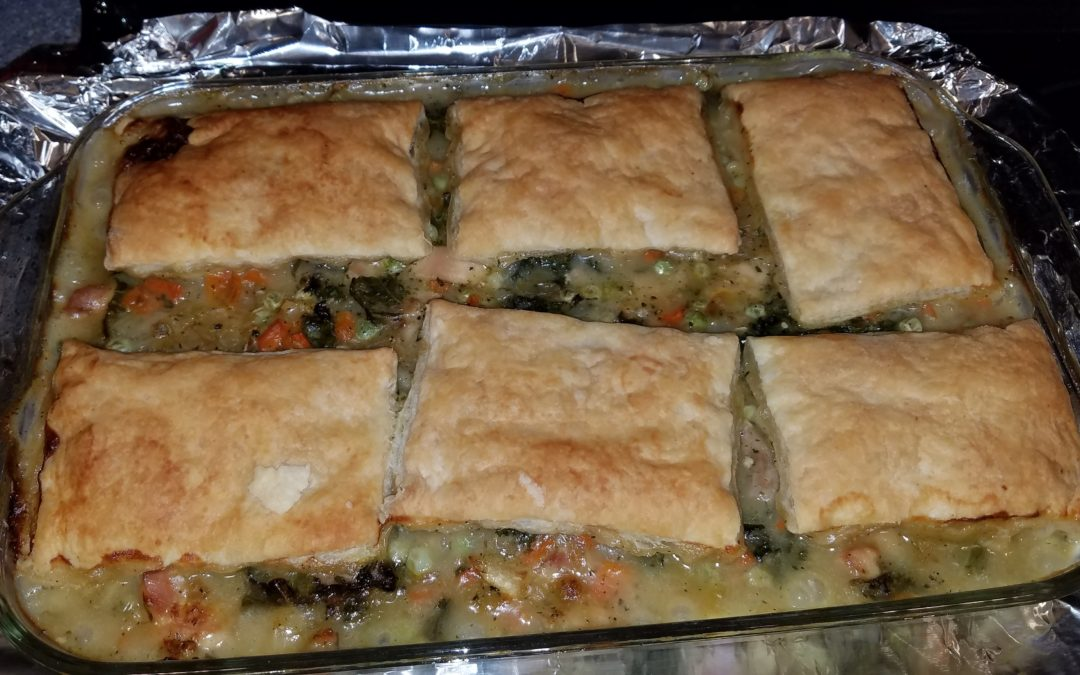 Chicken or Vegetable Pot Pie